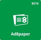 ad8paper, ad8radio