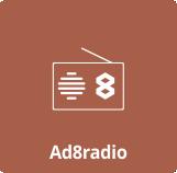 ad8radioback platform, ad8radio