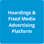 Hoardings and Fixed media Adversing platform,ad8radio
