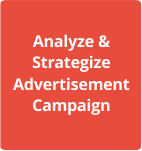 analyze and strategies advertisement campaign, ad8radio
