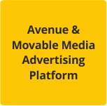 Avenue and movable media advertising platform, ad8radio